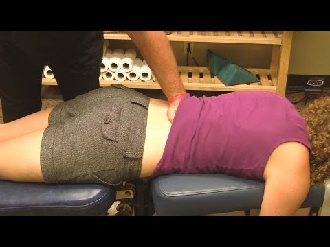 5 Chiropractic Adjustments, Low Back Adjustment Part 4, Austin Chiropractor Jeff Echols