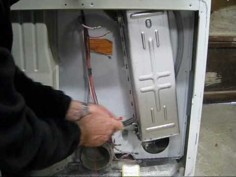 WHIRLPOOL DRYER REPAIR VIDEO 6