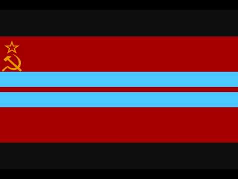 State Anthem of the Turkmen SSR (vocal)