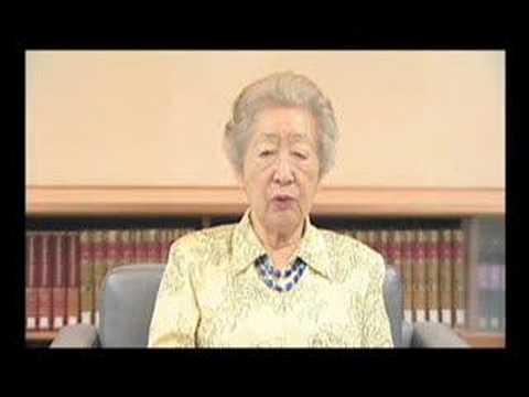 World Economic Forum on Africa 2008 - Sadako Ogata