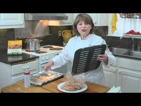 Molasses Drumsticks Recipe -- Watch it Being Prepared