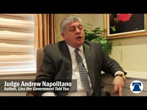 EXCLUSIVE: Judge Andrew Napolitano on the Retirement of Justice Stevens