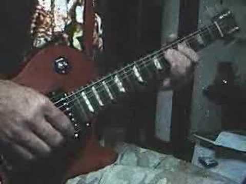 Original 12-String/Electric Guitar Solo