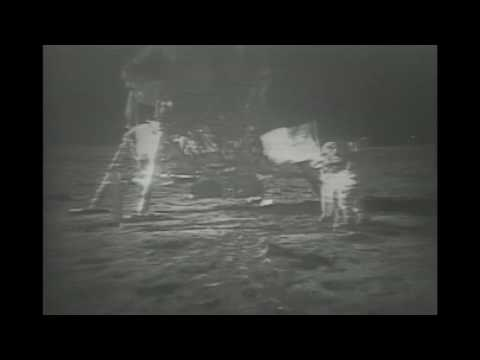 "NASA | ""Plant the Flag"" - Partially Restored Apollo 11 Video"
