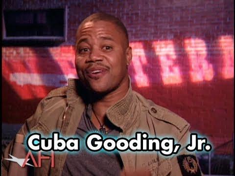 Cuba Gooding, Jr. Talks About Clint Eastwood's UNFORGIVEN