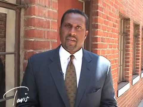 Tavis Smiley's Video Blog - 9/23/08 | PBS