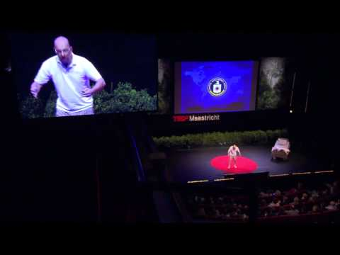 TEDxMaastricht Bart Knols: Cheese and dogs and pills to kill mosquitoes