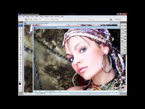 Photoshop: Gauging the ideal sharpening settings   lynda.com
