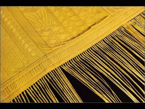 Rare Spider Silk on Exhibit at AMNH