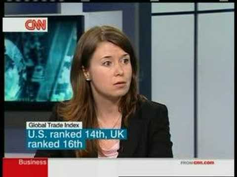 Global Enabling Trade Report 2008 - CNN Report