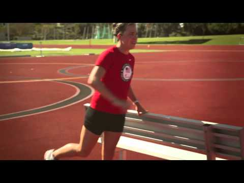 MEDAL QUEST | MEET THE ATHLETES -- Track & Field | Sabra Hawkes