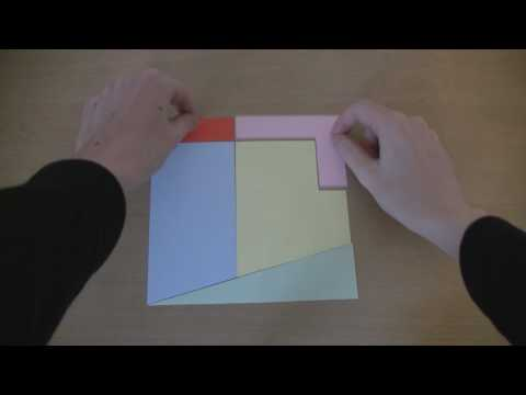 A Maths Puzzle: The Missing Square