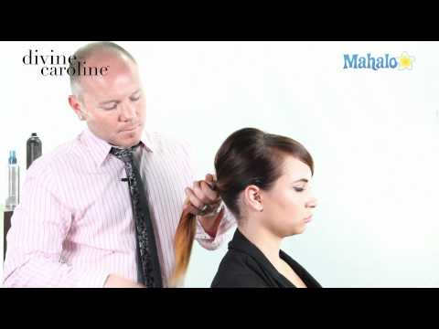 How to Do a Simple Updo