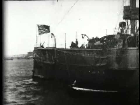 "U.S. cruiser ""Raleigh"""