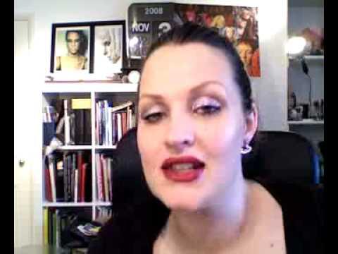 Sophie Ellis Bextor Glitter (MAC) inspired Makeup demo