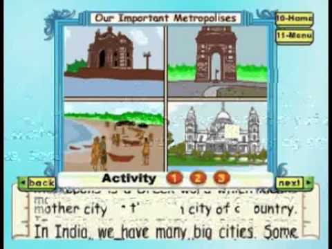 Our Important Metropolises - Kids Animation Learn Series