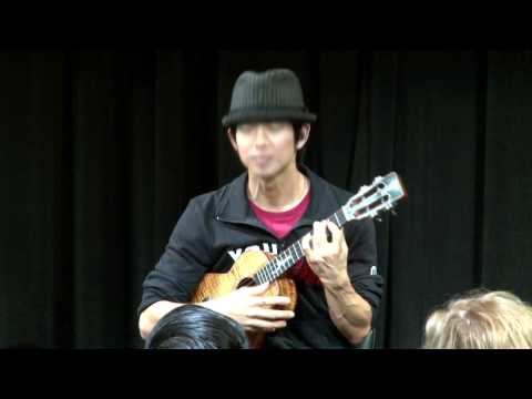 Musicians@Google: Jake Shimabukuro