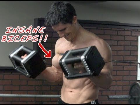 Ultimate Biceps Workout - INSANE NEW EXERCISES!