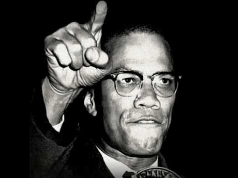 MALCOLM X ON FREEDOM AND SELF-DEFENSE