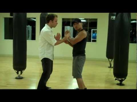 Wing Chun - Tie & Untie Step Drill (part 3)