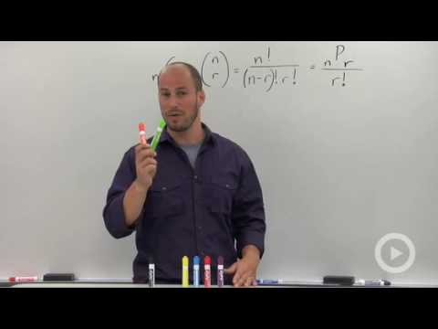 Algebra 2 - Combinations