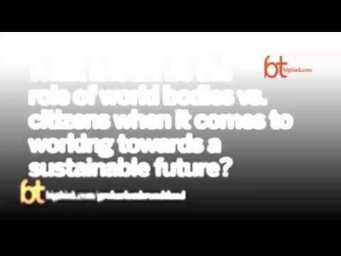 Big Think Interview With Gro Harlem Brundtland