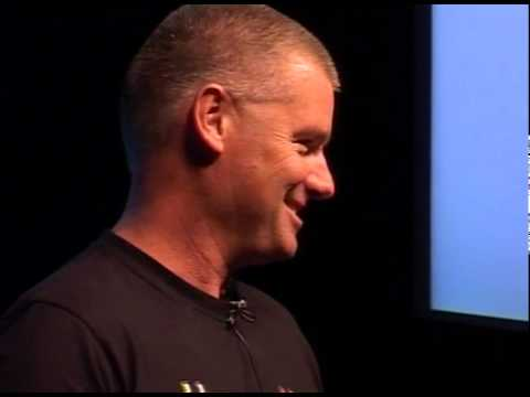 TEDxPearlRiver - Mark Philpott - A journey back to humaneity