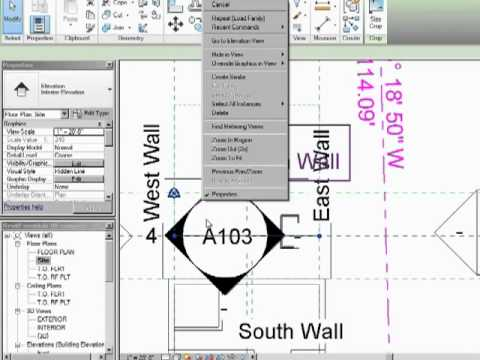 InfiniteSkills Tutorial | Revit Architecture Tutorial -  Skylights | Training Essentials