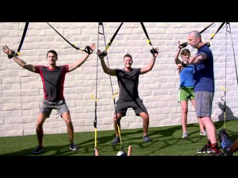 TRX® S-Frame: Your Complete Functional Training Space