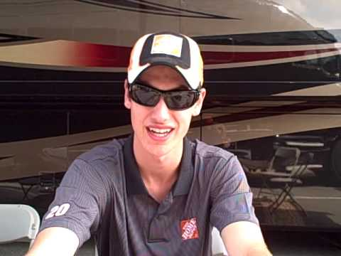 20 Before 20 with Joey Logano Part 1 - The Home Depot