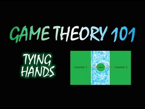 Game Theory 101: Tying Hands (Burning Bridges)