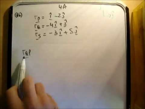 Applied Maths : LC textbook solution  Ex 4a q6