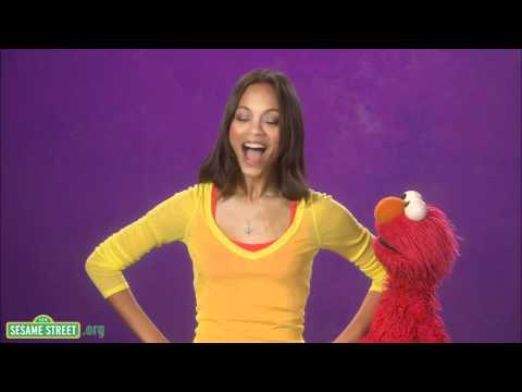 Sesame Street: Zoe Saldana - Transportation