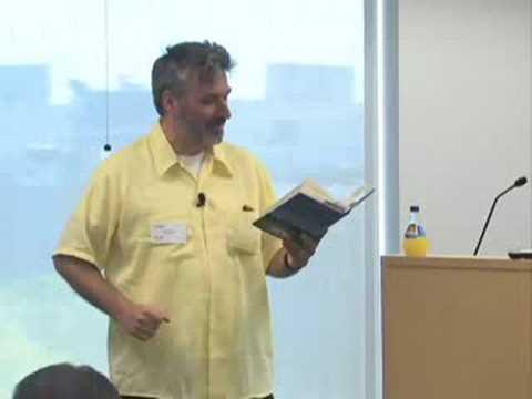 Authors@Google: Alan Black