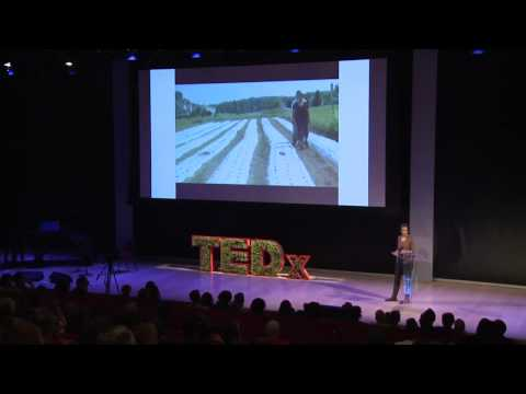 TEDxManhattan - Michelle Hughes - Local Food, Immigrant Farmers
