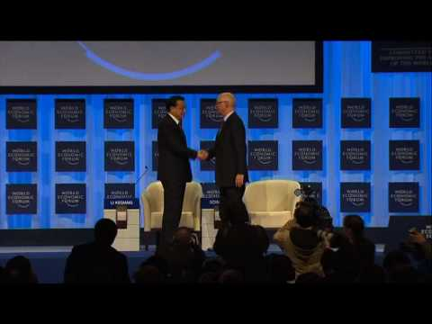 Davos Annual Meeting 2010 - Highlights Thursday