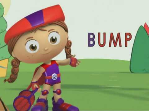 SUPER WHY! | Wonder Reds STUMP/BUMP game | PBS KIDS