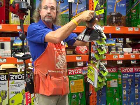 Replacement String Trimmer Head | The Home Depot