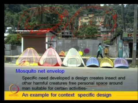 Mod-01 Lec-02 Design today - human aid to lifestyle