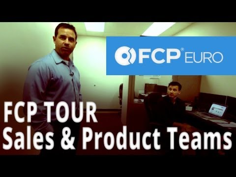 FCP Tour Part 2 (Sales & Product Teams) w/ Max Rossi