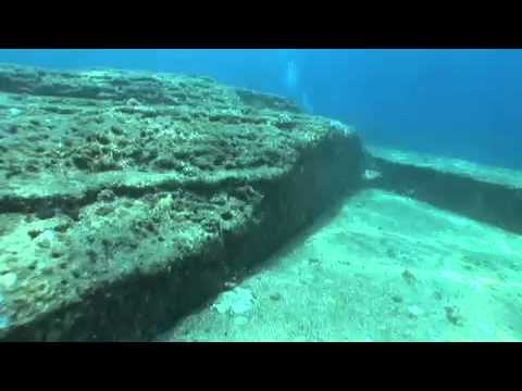 The Coolest Stuff on the Planet - The Yonaguni Monument