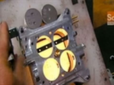 How It's Made- Carburetors