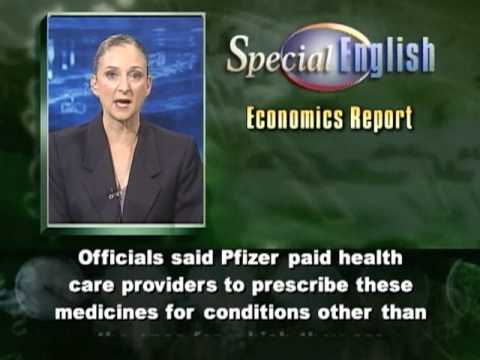 Illegal Marketing of Drugs: Pfizer's Record Fine