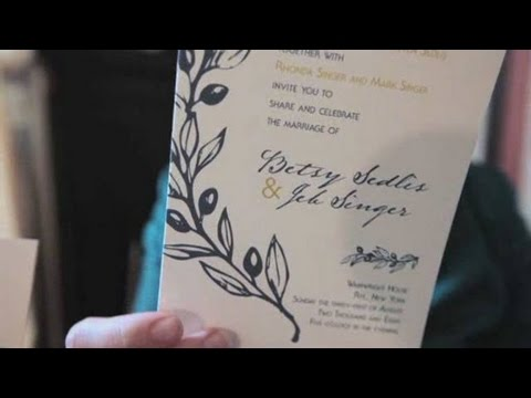 Printing Wedding Invitations: The Difference among Printing Techniques
