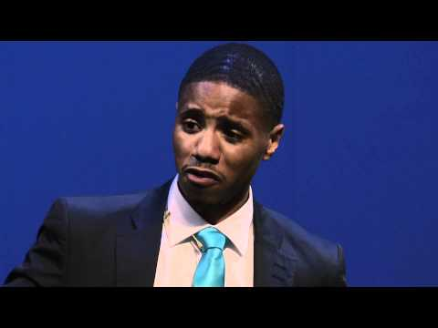 TEDxHouston 2011 - Donte Newman - Spoken Word Artist