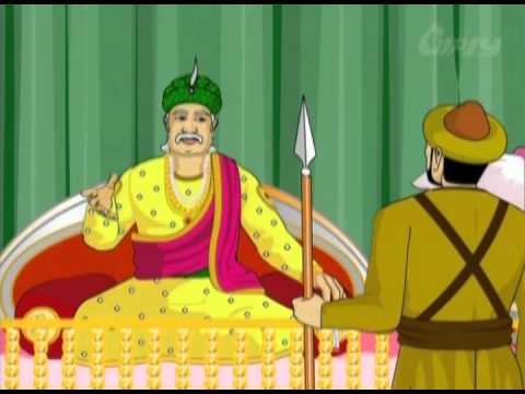 Akbar And Birbal Vol 3 The Strange Letter