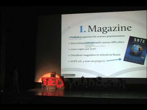 TEDxYouthSeoul - Sungeun Kim - 08/14/10