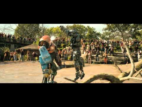 Real Steel 60 Second Trailer Review
