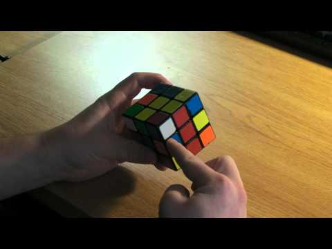 "Rubik's Cube Look-Ahead ""Tutorial"""