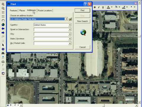 ArcGIS 9.3 Data Mgmt Part 1: Create, update, and manage asset information using ArcGIS Desktop